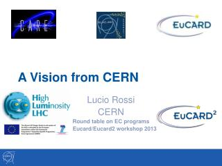 A Vision  from  CERN