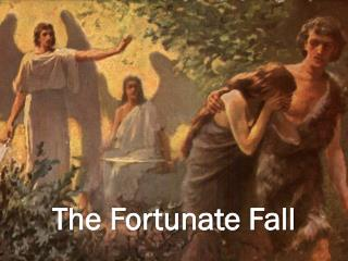 The Fortunate Fall