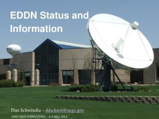 EDDN Status and Information