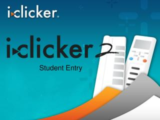 Student Entry