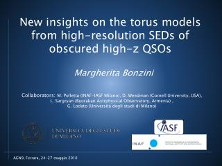 New insights on the torus models from high-resolution SEDs of obscured high-z QSOs
