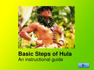 Basic Steps of Hula