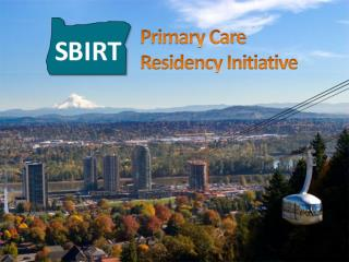 Primary Care Residency Initiative