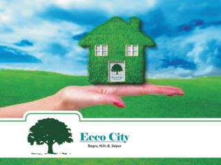 Ecco city Plots Jaipur @9910790869 Residential