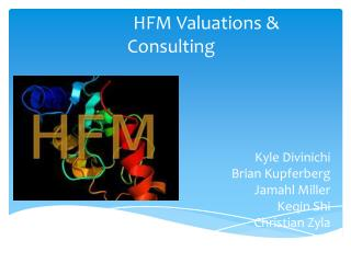 HFM Valuations &    Consulting