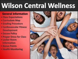 Wilson Central Wellness