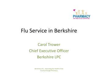 Flu Service in Berkshire