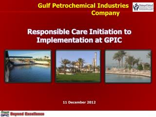 Gulf Petrochemical Industries Company
