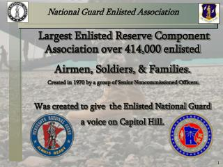 National Guard Enlisted Association
