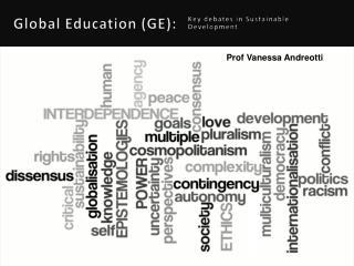 Global Education (GE):