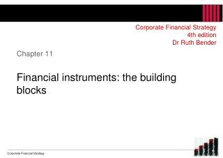 Chapter 11 Financial instruments: the building blocks
