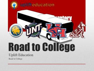 Road to College