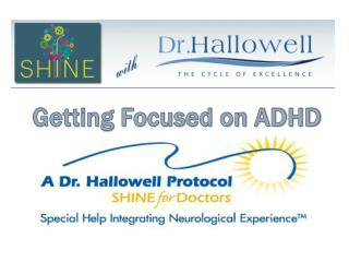 Getting Focused on ADHD