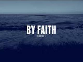TITLE: A Picture of Faith