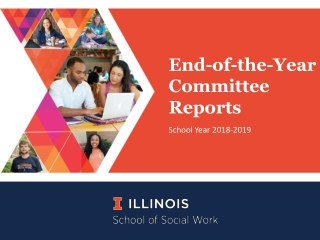 End-of-the-Year Committee Reports