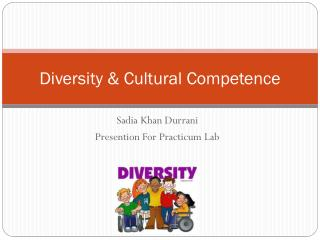Diversity & Cultural Competence