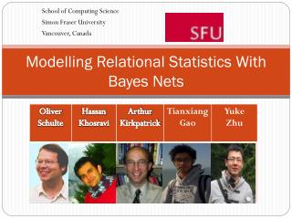 Modelling  Relational Statistics With  Bayes  Nets
