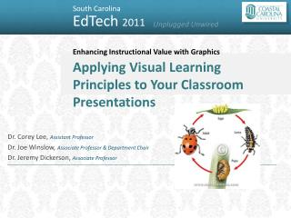 Enhancing Instructional Value with  Graphics