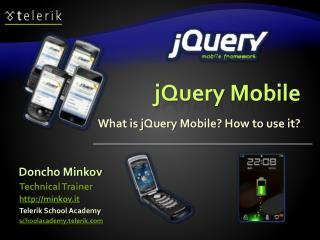 jQuery Mobile