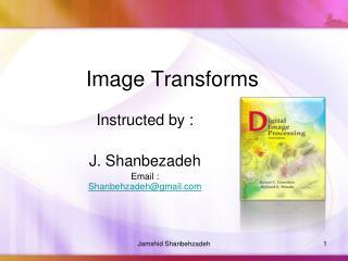 Image Transforms