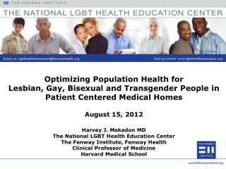 Optimizing  Population Health for