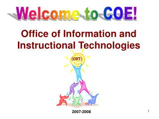 Office of Information and Instructional Technologies