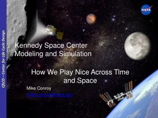 Kennedy Space Center  Modeling and Simulation