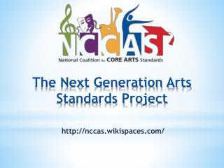 nccas.wikispaces/
