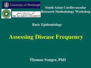 Assessing Disease Frequency