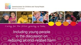 Including young people in the discussion on reducing alcohol-related harm