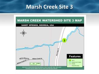 Marsh Creek Site 3