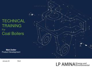 TECHNICAL TRAINING For Coal Boilers