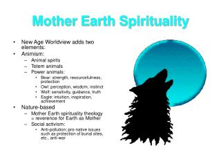 Mother Earth Spirituality