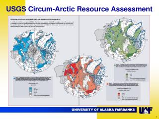 USGS Circum-Arctic Resource Assessment