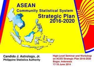 ASEAN Community Statistical System Strategic Plan