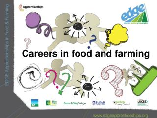 Careers in food and farming