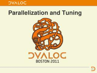 Parallelization and Tuning