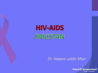 HIV-AIDS  PAKISTAN