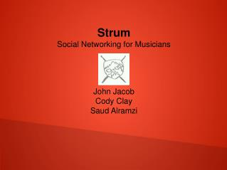 Strum Social Networking for Musicians