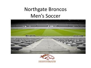 Northgate Broncos Men's Soccer