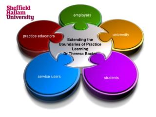 Extending the Boundaries of Practice Learning Dr Theresa Baxter