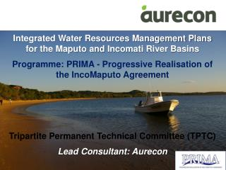 Integrated Water Resources Management Plans for the Maputo and  Incomati  River Basins