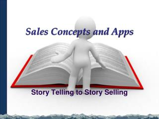 Sales Concepts and Apps