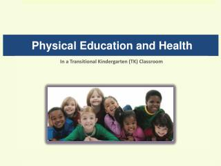 Physical Education and Health