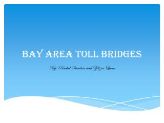 Bay Area Toll Bridges