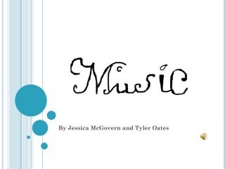 By Jessica McGovern and Tyler Oates