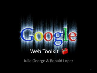 Web Toolkit