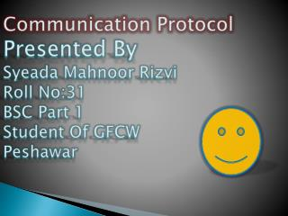 CONTENTS 1. Introduction 2. communication models 3. Five layer TCP/IP model