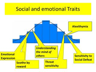 Social and emotional Traits