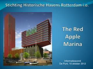 The Red Apple Marina